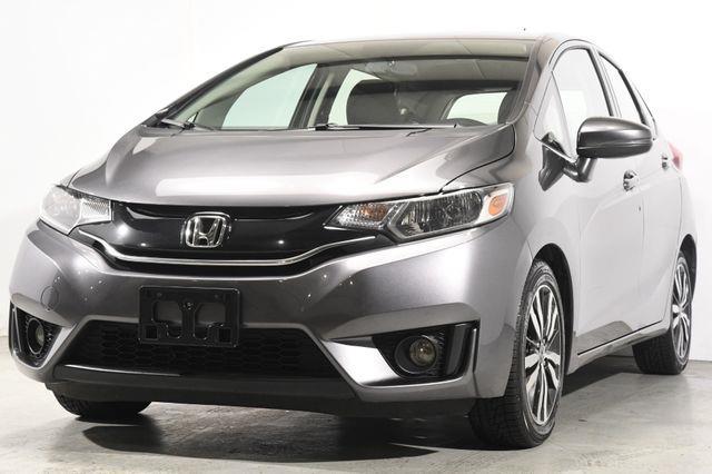The 2017 Honda Fit EX photos