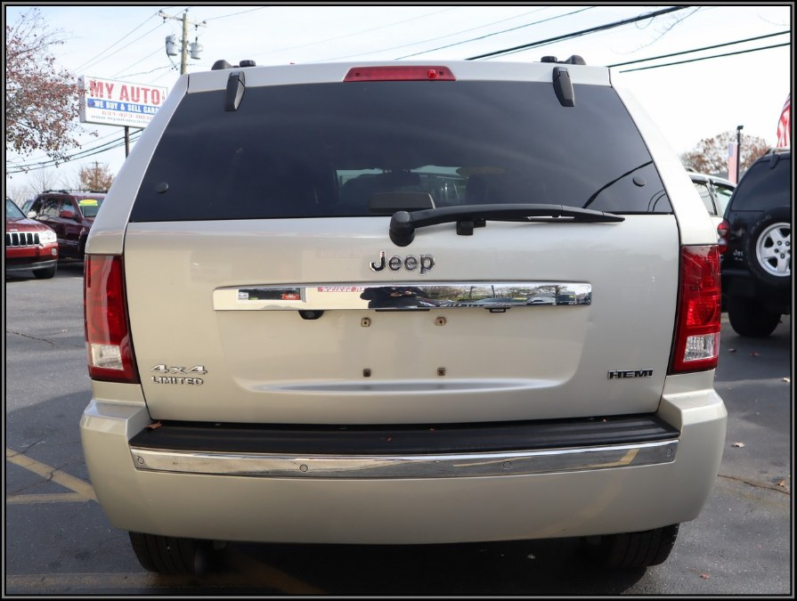 Used Jeep Grand Cherokee 4WD 4dr Limited 2010   My Auto Inc.. Huntington Station, New York