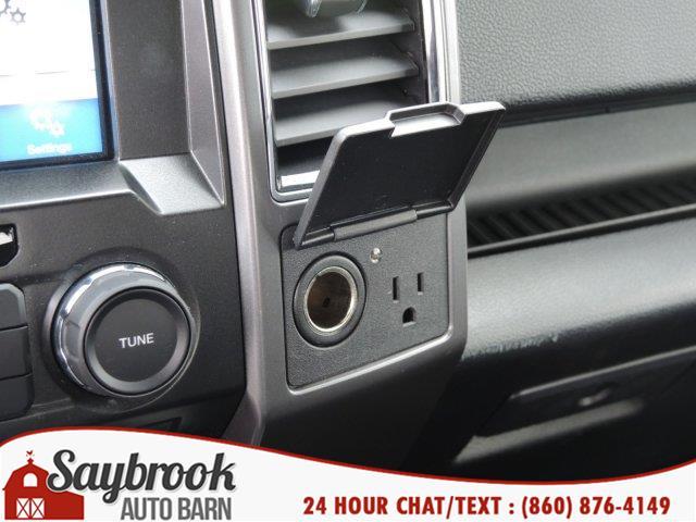 Used Ford F-150 XLT 4WD SuperCrew 5.5'' Box 2017 | Saybrook Auto Barn. Old Saybrook, Connecticut