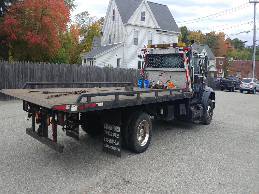 Used International s1600 Flatbed tow truck 1986   Matts Auto Mall LLC. Chicopee, Massachusetts