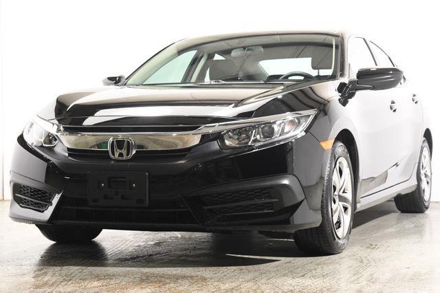 The 2018 Honda Civic LX photos