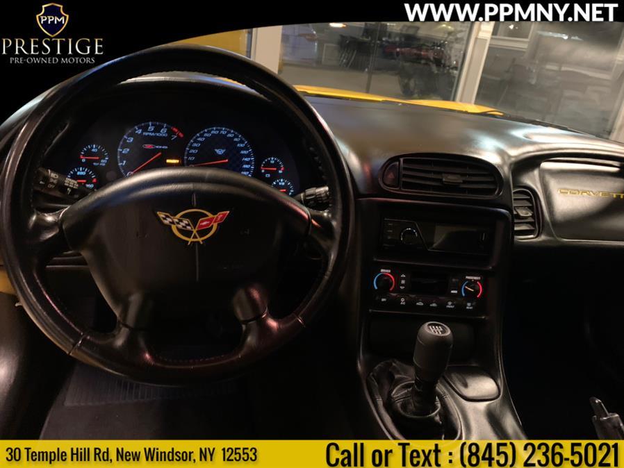 Used Chevrolet Corvette 2dr Z06 Hardtop 2002 | Prestige Pre-Owned Motors Inc. New Windsor, New York