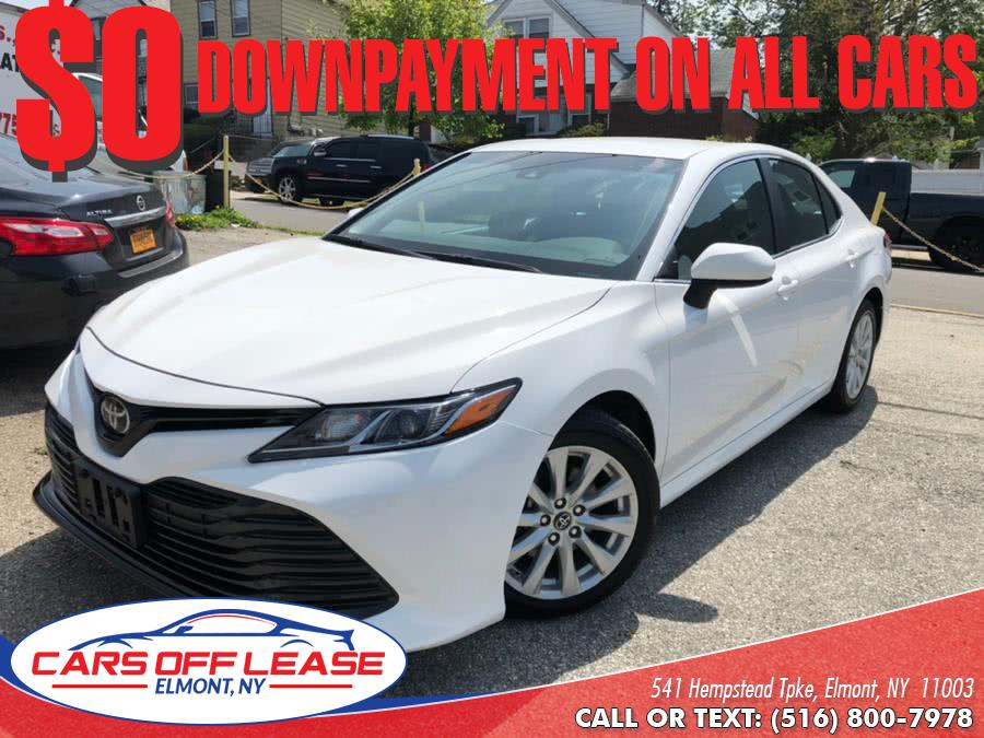 Used Toyota Camry LE Auto (Natl) 2018 | Cars Off Lease . Elmont, New York