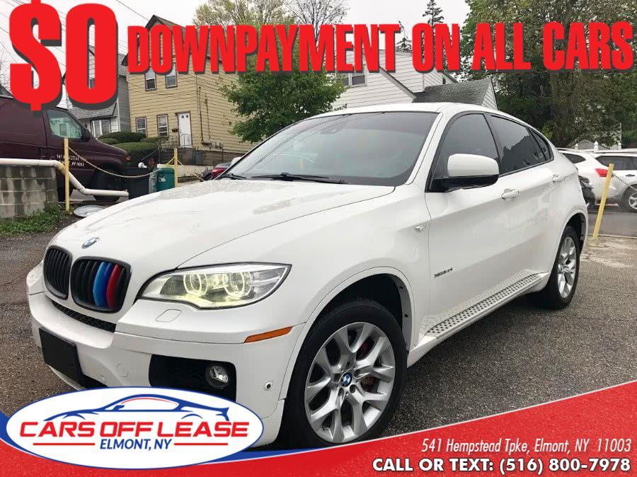 Used BMW X6 AWD 4dr xDrive50i 2013 | Cars Off Lease . Elmont, New York