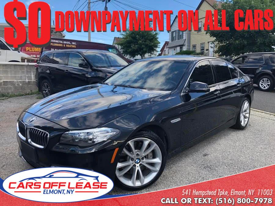 Used 2016 BMW 5 Series in Elmont, New York | Cars Off Lease . Elmont, New York