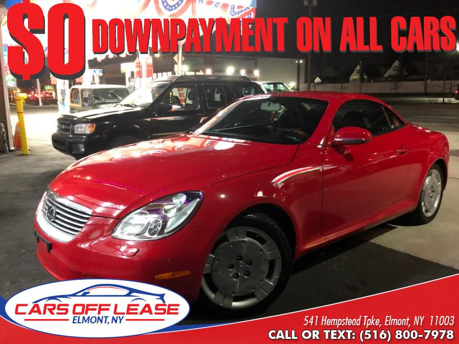 Used Lexus SC 430 2dr Convertible 2002 | Cars Off Lease . Elmont, New York