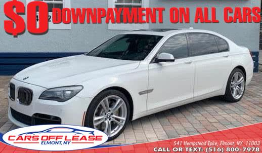 Used BMW 7 Series 4dr Sdn ALPINA B7 LWB RWD 2011 | Cars Off Lease . Elmont, New York