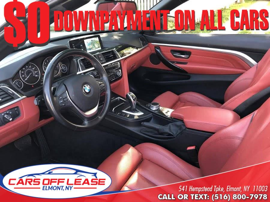 Used BMW 4 Series 430i Convertible 2018 | Cars Off Lease . Elmont, New York