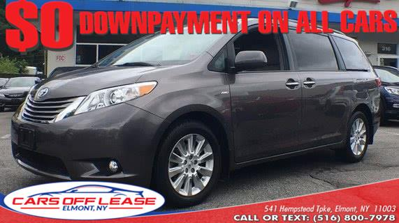 Used Toyota Sienna 5dr 7-Pass Van LE AWD (Natl) 2016 | Cars Off Lease . Elmont, New York