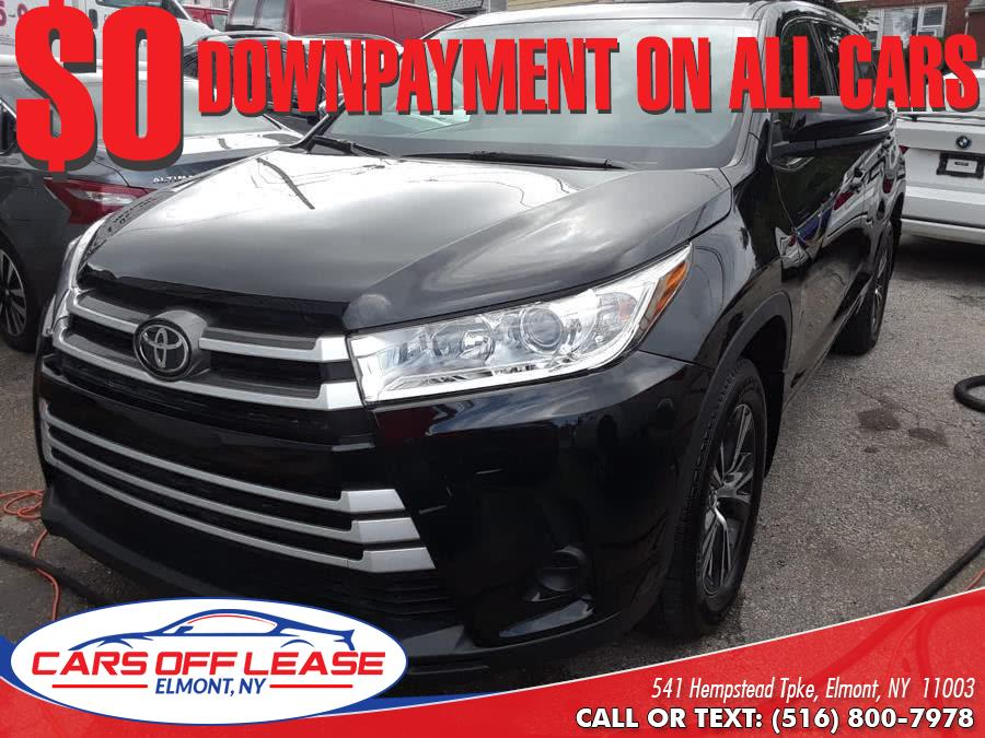 Used 2018 Toyota Highlander in Elmont, New York | Cars Off Lease . Elmont, New York