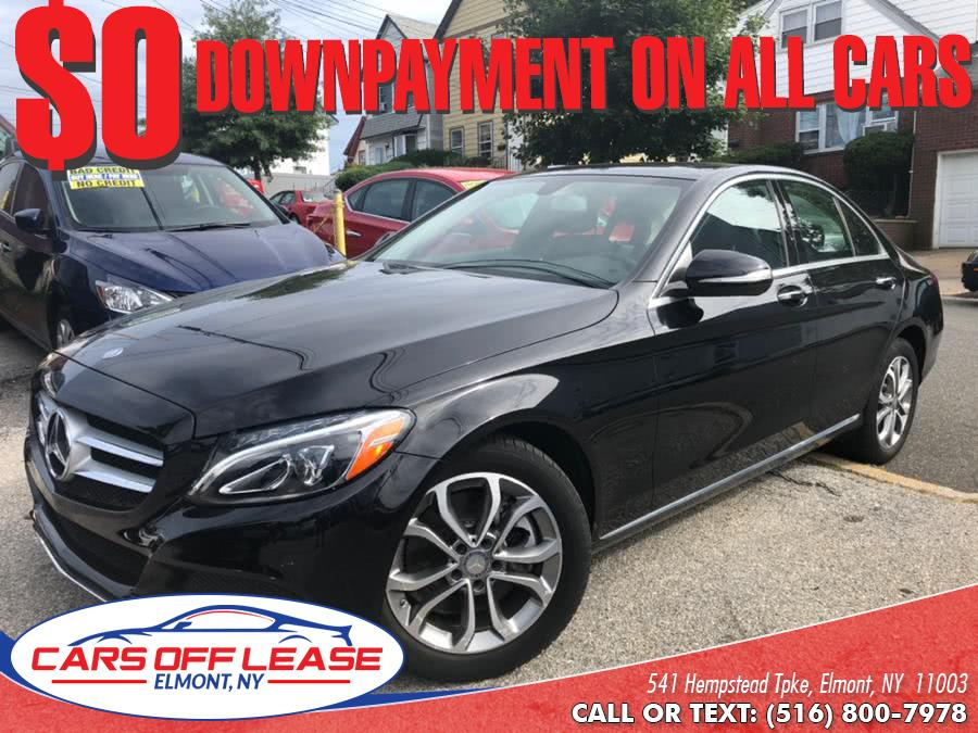 Used 2015 Mercedes-Benz C-Class in Elmont, New York | Cars Off Lease . Elmont, New York