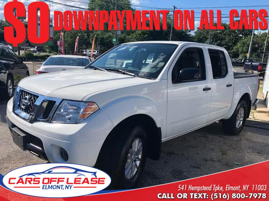 Used Nissan Frontier Crew Cab 4x4 SV Auto 2019 | Cars Off Lease . Elmont, New York