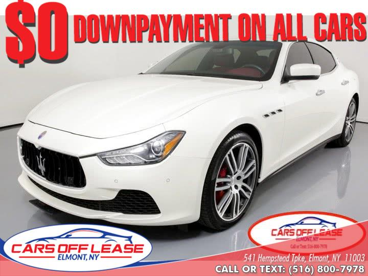 Used 2016 Maserati Ghibli in Elmont, New York | Cars Off Lease . Elmont, New York