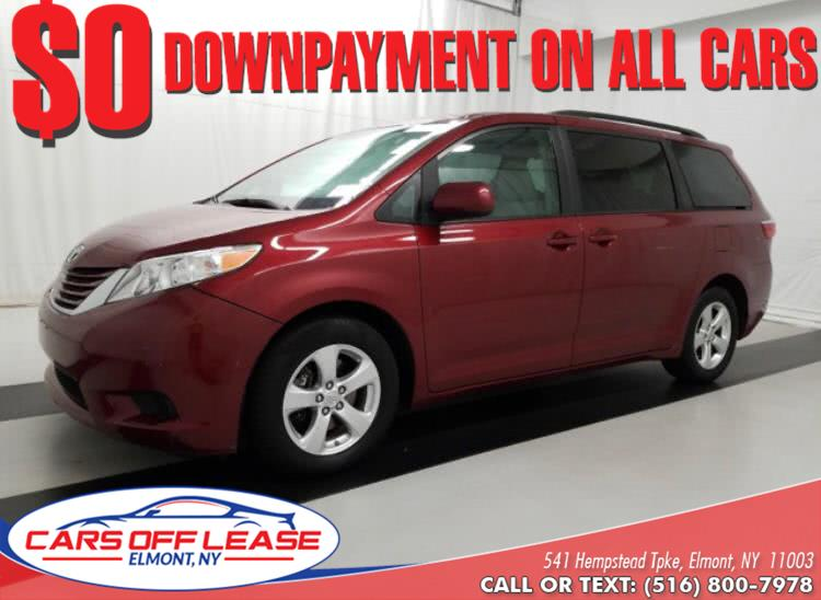 Used Toyota Sienna LE Auto Access Seat FWD 7-Passenger (Natl) 2017 | Cars Off Lease . Elmont, New York