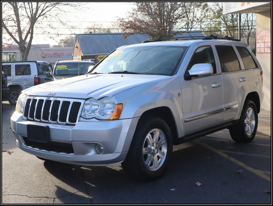 Used Jeep Grand Cherokee 4WD 4dr Limited 2008   My Auto Inc.. Huntington Station, New York