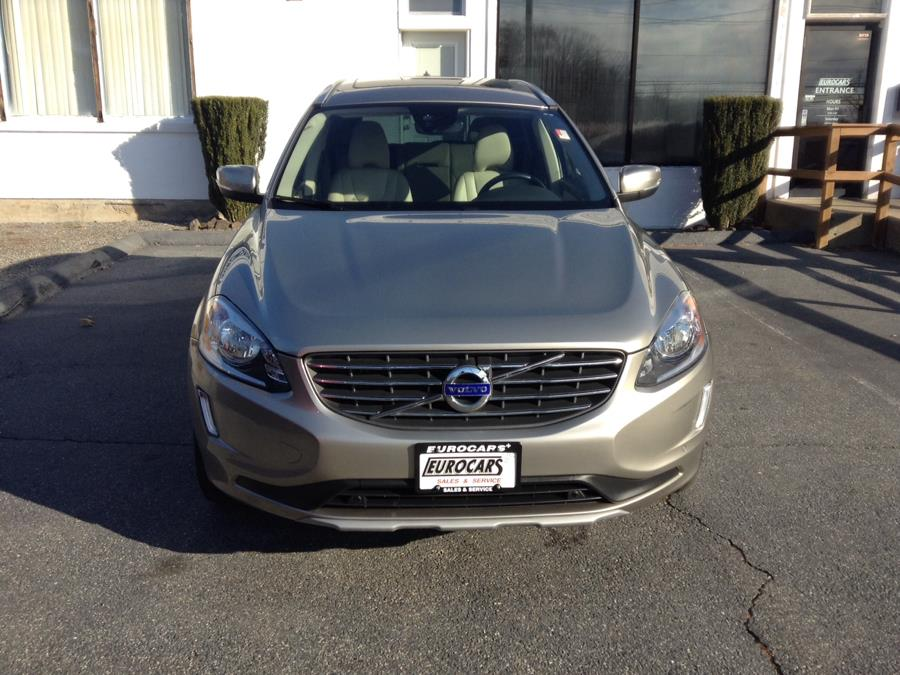 Used Volvo XC60 AWD 4dr T6 Drive-E 2016   Eurocars Plus. Groton, Connecticut