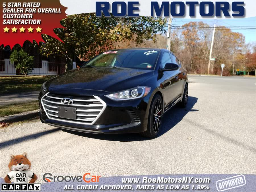 Used Hyundai Elantra SE 2.0L Auto (Alabama) 2018 | Roe Motors Ltd. Shirley, New York