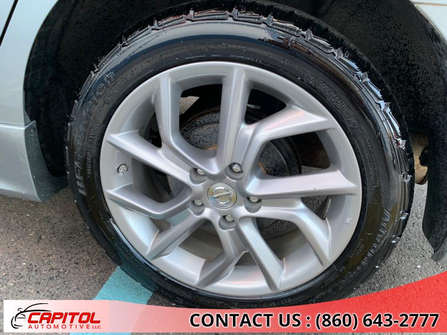 Used Nissan Sentra 4dr Sdn I4 CVT SV 2013   Capitol Automotive 2 LLC. Manchester, Connecticut