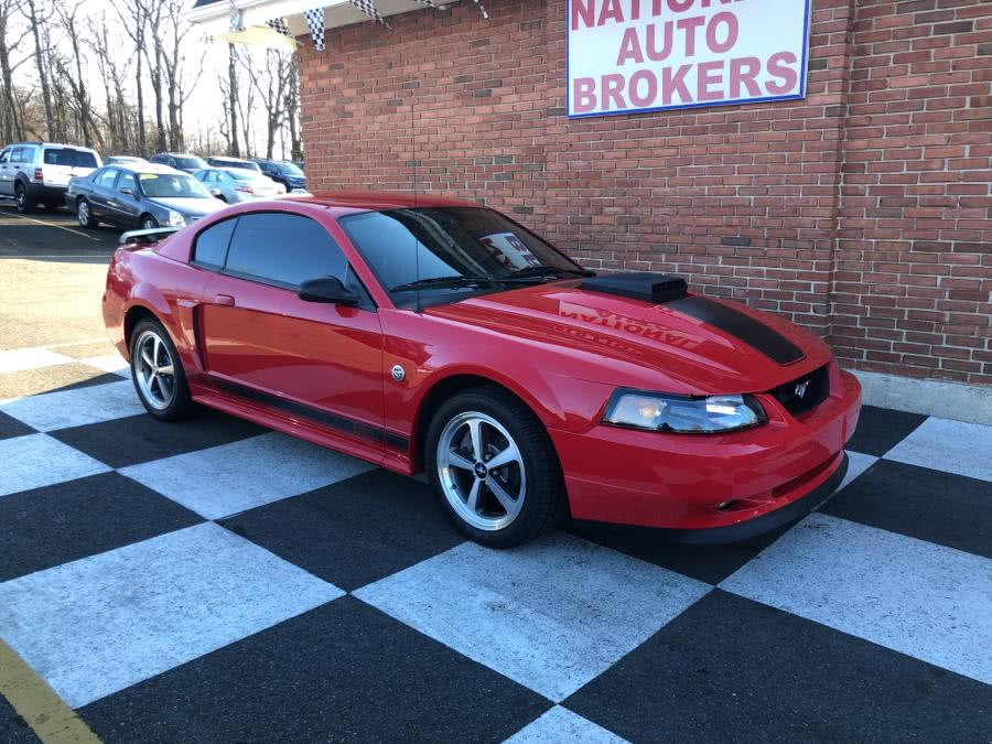 Used 2004 Ford Mustang in Waterbury, Connecticut | National Auto Brokers, Inc.. Waterbury, Connecticut