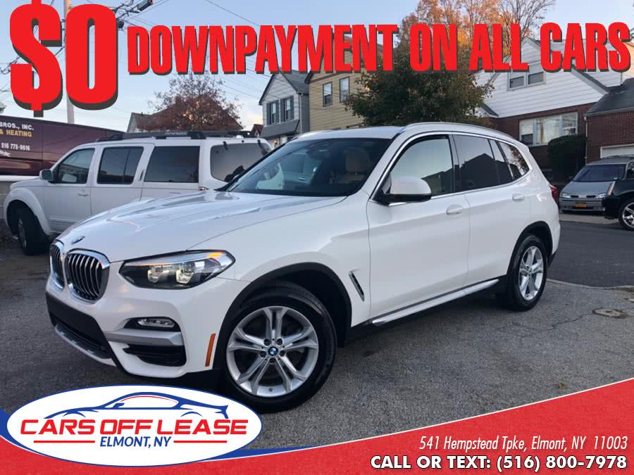 Used BMW X3 xDrive30i Sports Activity Vehicle 2019 | Cars Off Lease . Elmont, New York