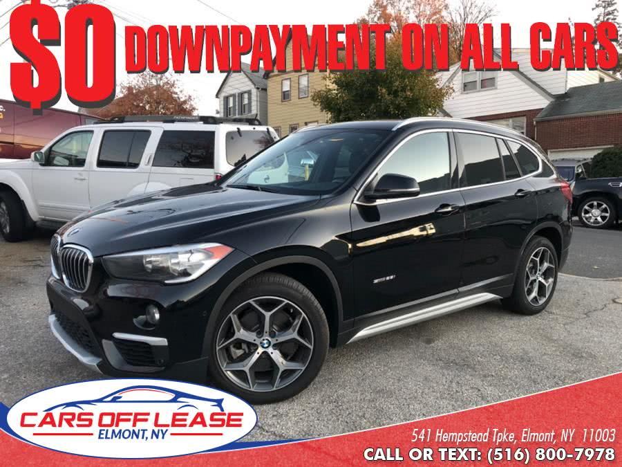 Used 2017 BMW X1 in Elmont, New York | Cars Off Lease . Elmont, New York