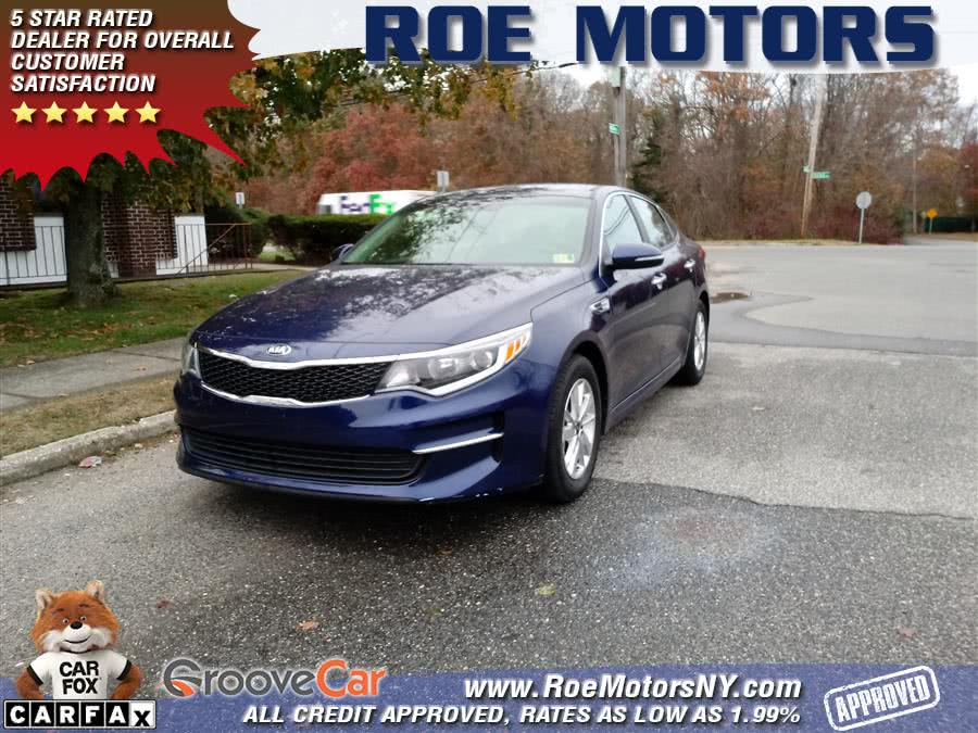 Used 2018 Kia Optima in Shirley, New York | Roe Motors Ltd. Shirley, New York
