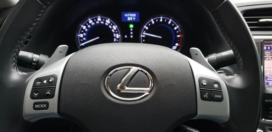 Used Lexus IS 250 4dr Sport Sdn Auto AWD 2013 | National Auto Brokers, Inc.. Waterbury, Connecticut
