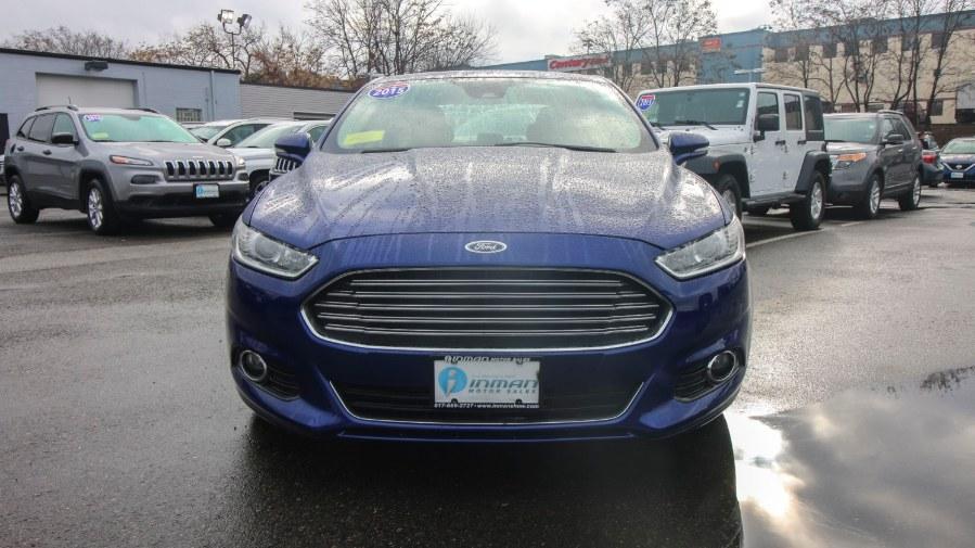 Used Ford Fusion 4dr Sdn SE Hybrid FWD 2015 | Inman Motors Sales. Medford, Massachusetts