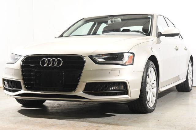 The 2015 Audi A4 Premium photos