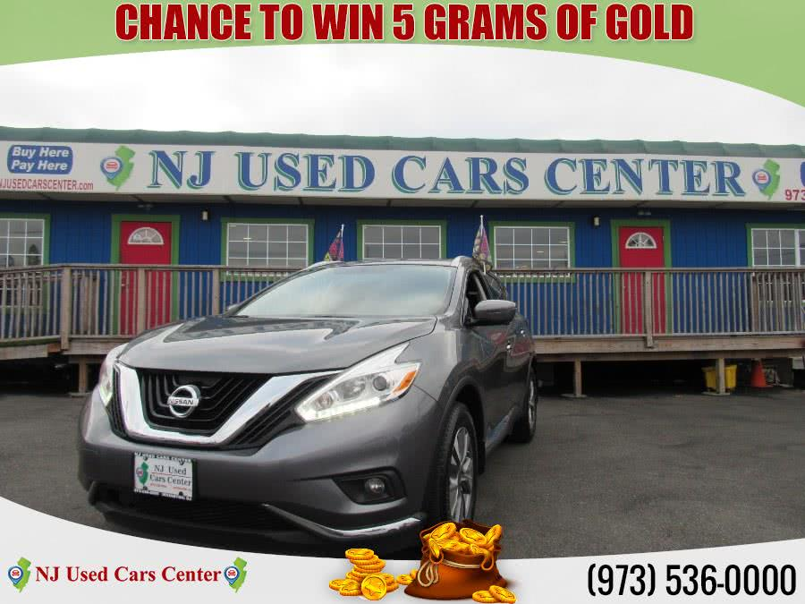 Used 2017 Nissan Murano in Irvington, New Jersey | NJ Used Cars Center. Irvington, New Jersey