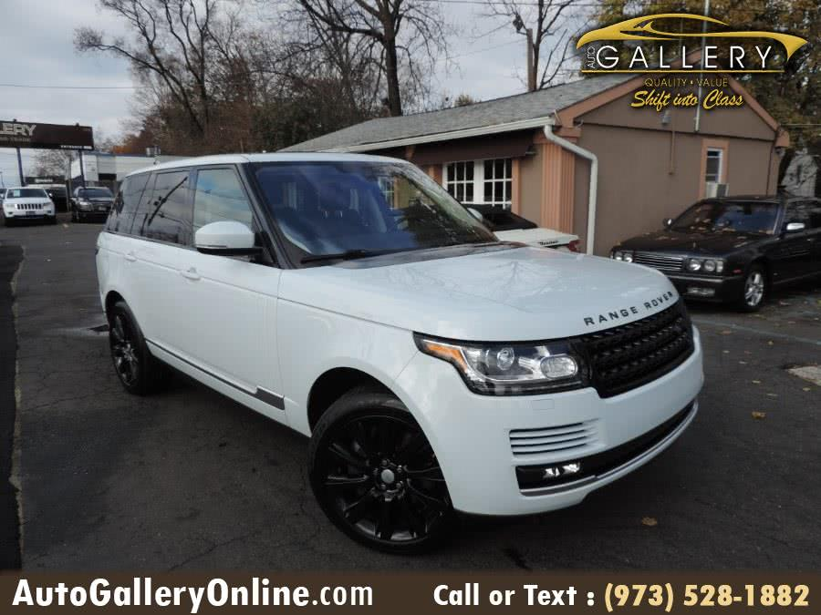 Used 2016 Land Rover Range Rover in Lodi, New Jersey   Auto Gallery. Lodi, New Jersey