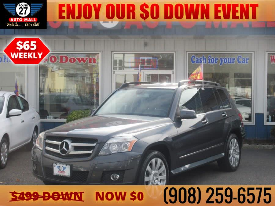 Used 2010 Mercedes-Benz GLK-Class in Linden, New Jersey | Route 27 Auto Mall. Linden, New Jersey