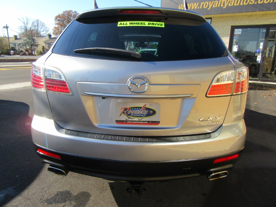 Used Mazda CX-9 AWD 4dr Grand Touring 2012 | Royalty Auto Sales. Little Ferry, New Jersey