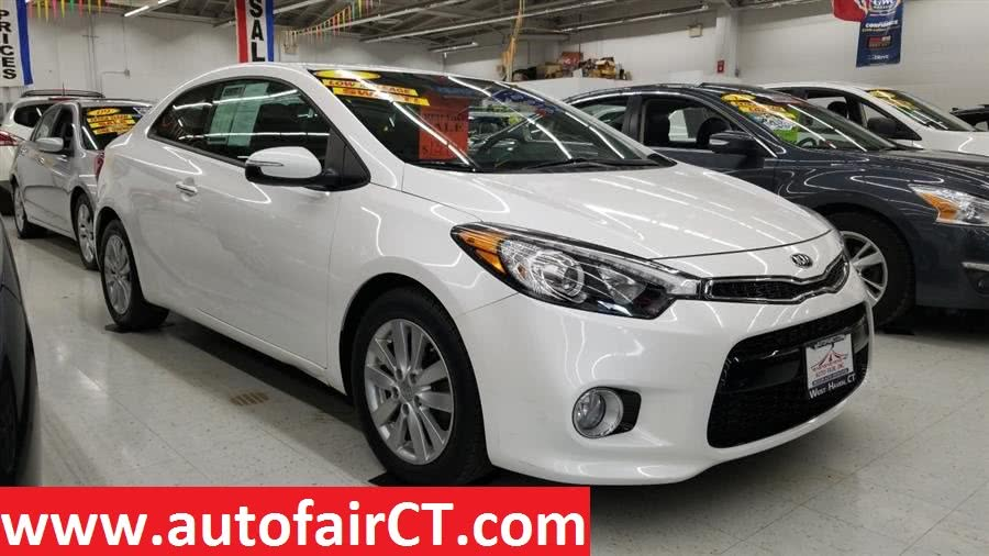 Used 2015 Kia Forte Koup in West Haven, Connecticut