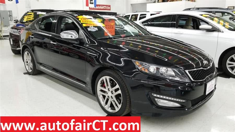 Used 2013 Kia Optima in West Haven, Connecticut