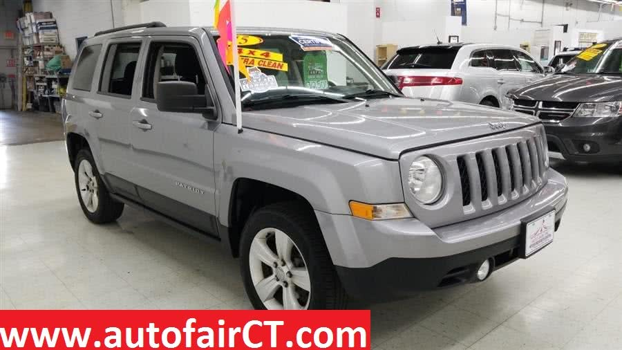 Used Jeep Patriot 4WD 4dr Latitude 2015