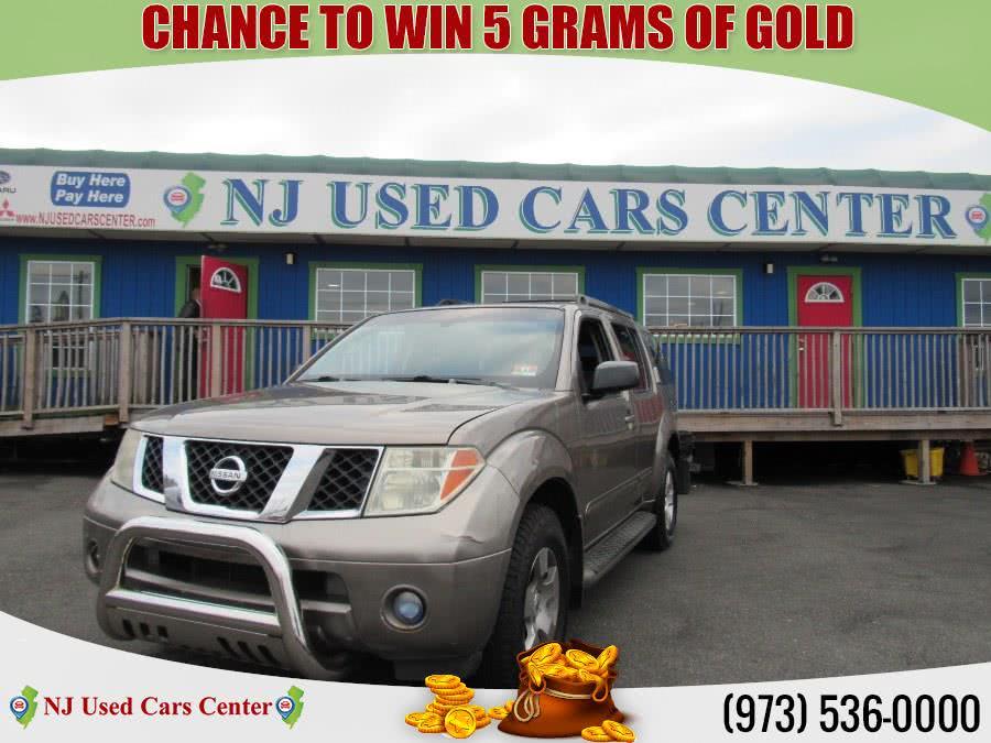 Used 2006 Nissan Pathfinder in Irvington, New Jersey   NJ Used Cars Center. Irvington, New Jersey