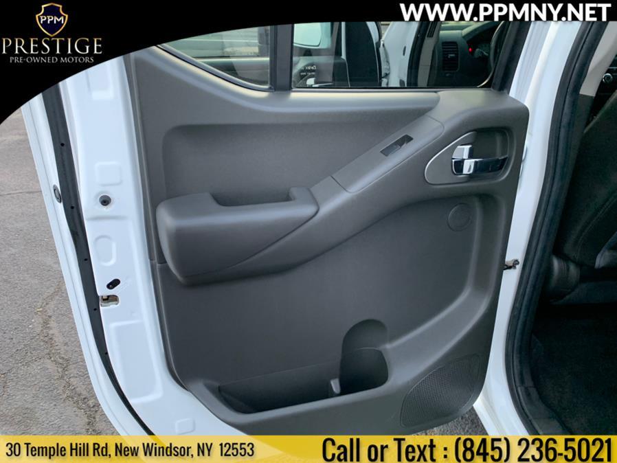 Used Nissan Frontier 4WD Crew Cab SWB Auto PRO-4X 2012 | Prestige Pre-Owned Motors Inc. New Windsor, New York