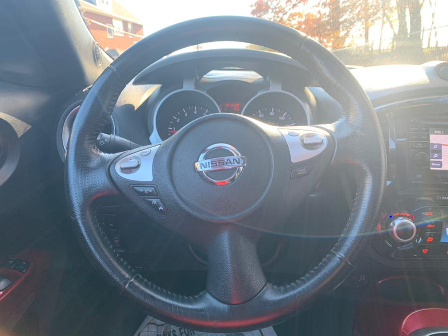 Used Nissan JUKE 5dr Wgn CVT SL AWD 2012 | Daytona Auto Sales. Little Ferry, New Jersey