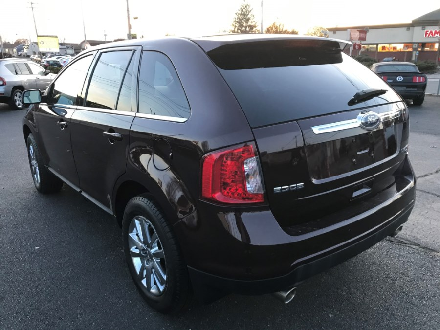 Used Ford Edge 4dr Limited AWD 2011   Premier Automotive Sales. Warwick, Rhode Island