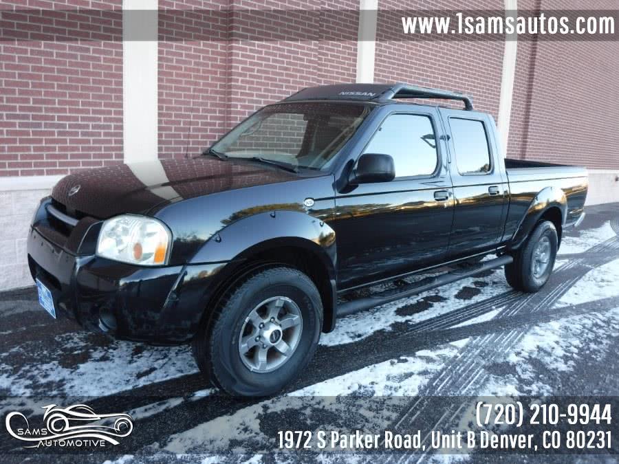 Used 2004 Nissan Frontier 4WD in Denver, Colorado | Sam's Automotive. Denver, Colorado