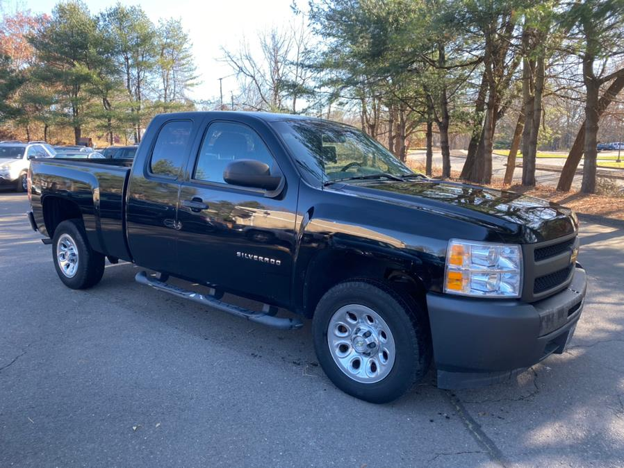 """Used Chevrolet Silverado 1500 2WD Ext Cab 143.5"""" Work Truck 2012   Automotive Edge. Cheshire, Connecticut"""