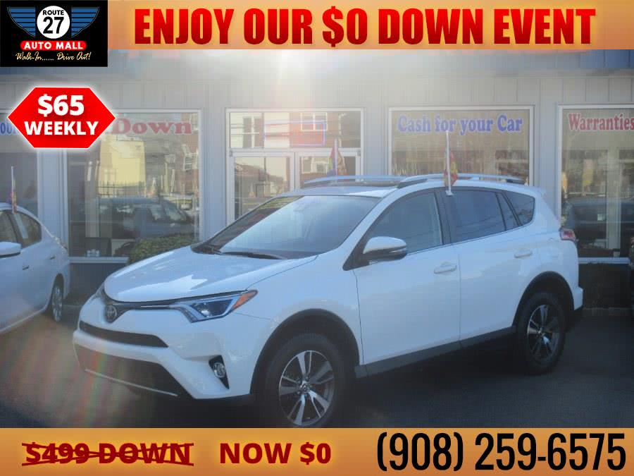 Used 2016 Toyota RAV4 in Linden, New Jersey | Route 27 Auto Mall. Linden, New Jersey