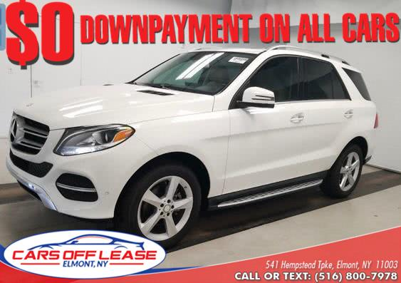 Used 2017 Mercedes-Benz GLE in Elmont, New York | Cars Off Lease . Elmont, New York