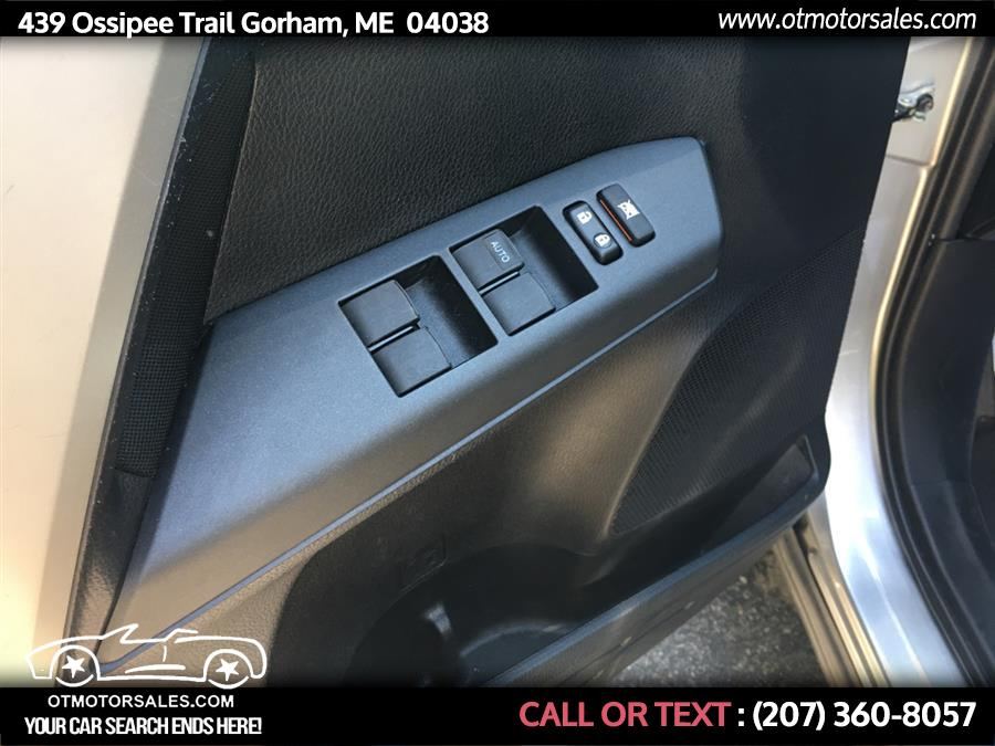 Used Toyota Rav4 AWD 4dr LE (Natl) 2016 | Ossipee Trail Motor Sales. Gorham, Maine