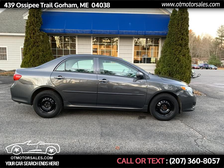 2010 Toyota Corolla LE, available for sale in Gorham, ME