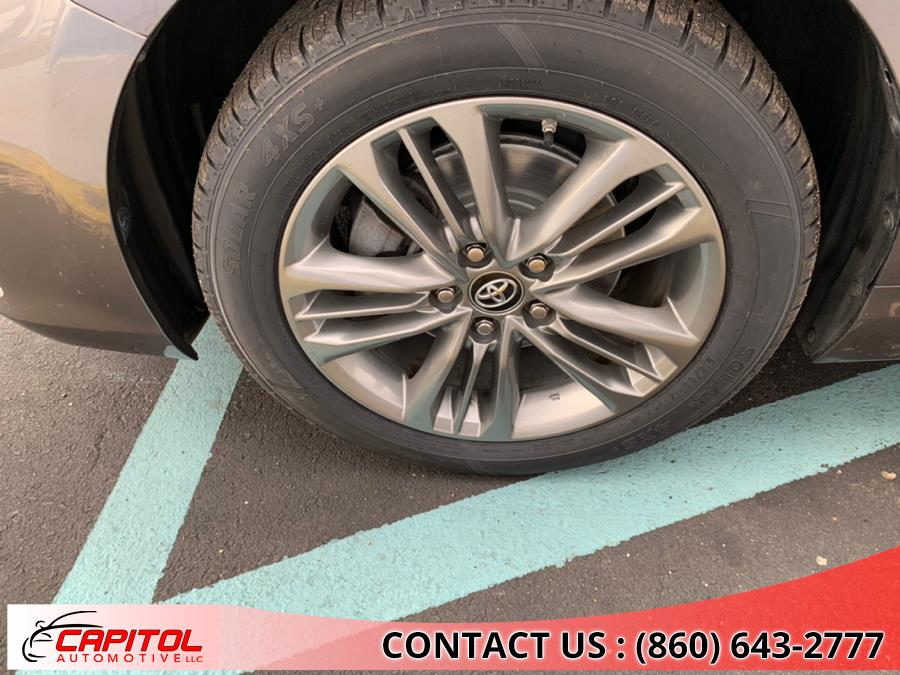Used Toyota Camry SE Automatic (Natl) 2017 | Capitol Automotive 2 LLC. Manchester, Connecticut
