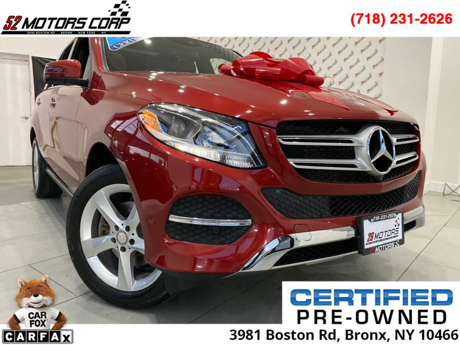 Used Mercedes-Benz GLE GLE 350 4MATIC SUV 2017 | 52Motors Corp. Woodside, New York