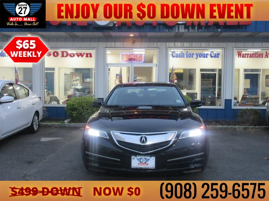 Used 2016 Acura TLX in Linden, New Jersey | Route 27 Auto Mall. Linden, New Jersey