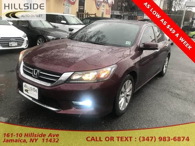 Used Honda Accord EX-L 2015   Hillside Auto Outlet. Jamaica, New York